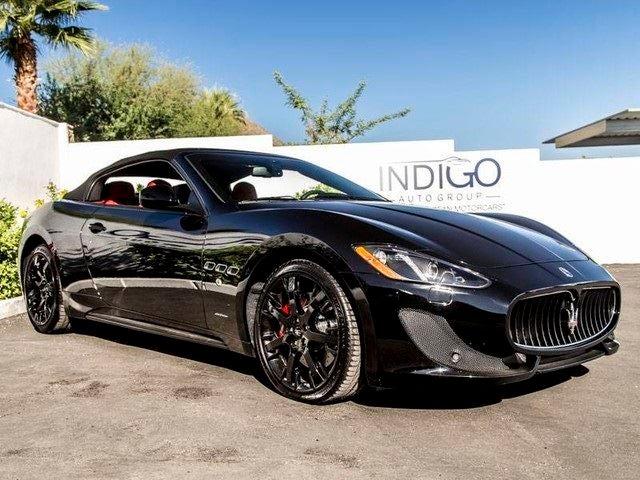 2017 Maserati GranTurismo Sport Rancho Mirage CA ...