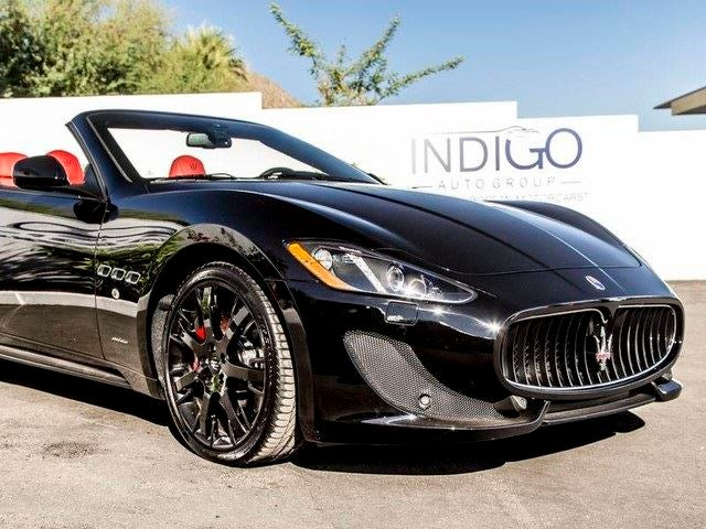 2017 Maserati Granturismo Sport Rancho Mirage Ca Cathedral City Palm Desert Thousand Palms